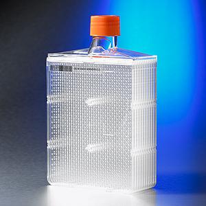 RecipienteHYPERFlask® con un área de crecimiento celular de 1720 cm2