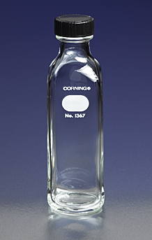 Botella para dilución de leche, Boca angosta, Con tapa de rosca
