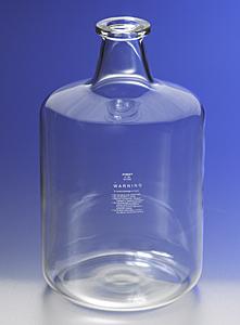 Botella para soluciones