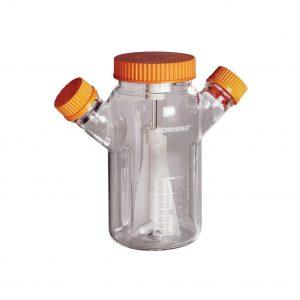 Spinners de vidrio ProCulture® con brazos laterales verticales
