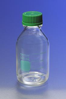 Botella para almacenar PYREXPLUS, con tapa de rosca