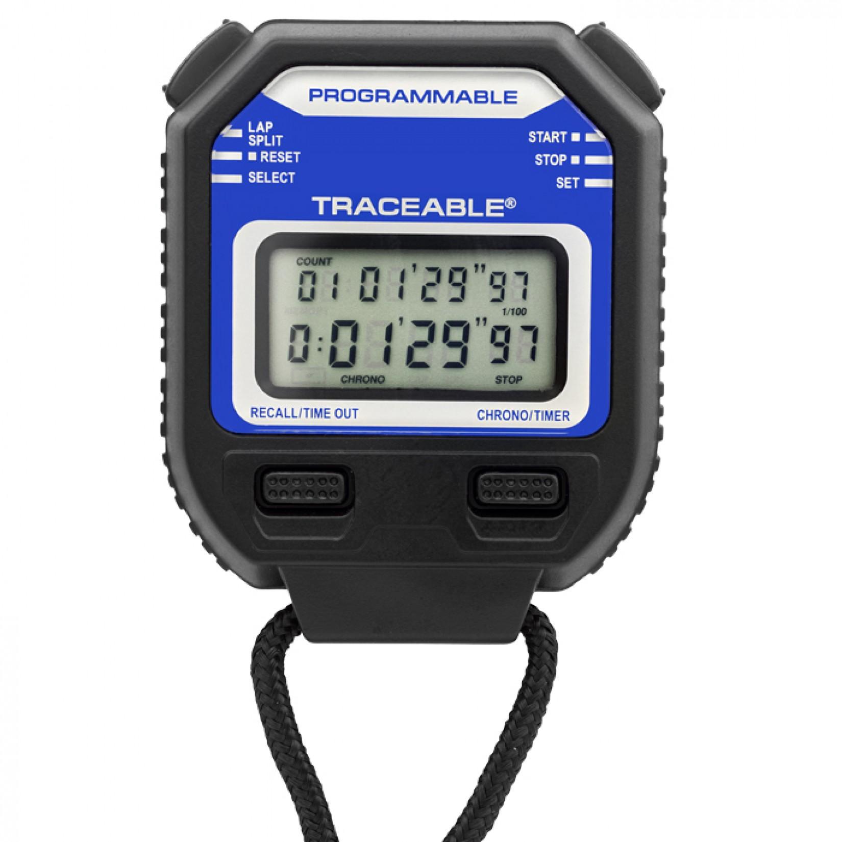 Cronómetro/timer Certificado