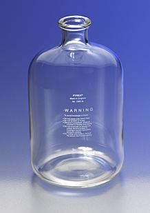 Botella para cultivo de sueros