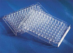Microplaca de 96 pozos de PVC