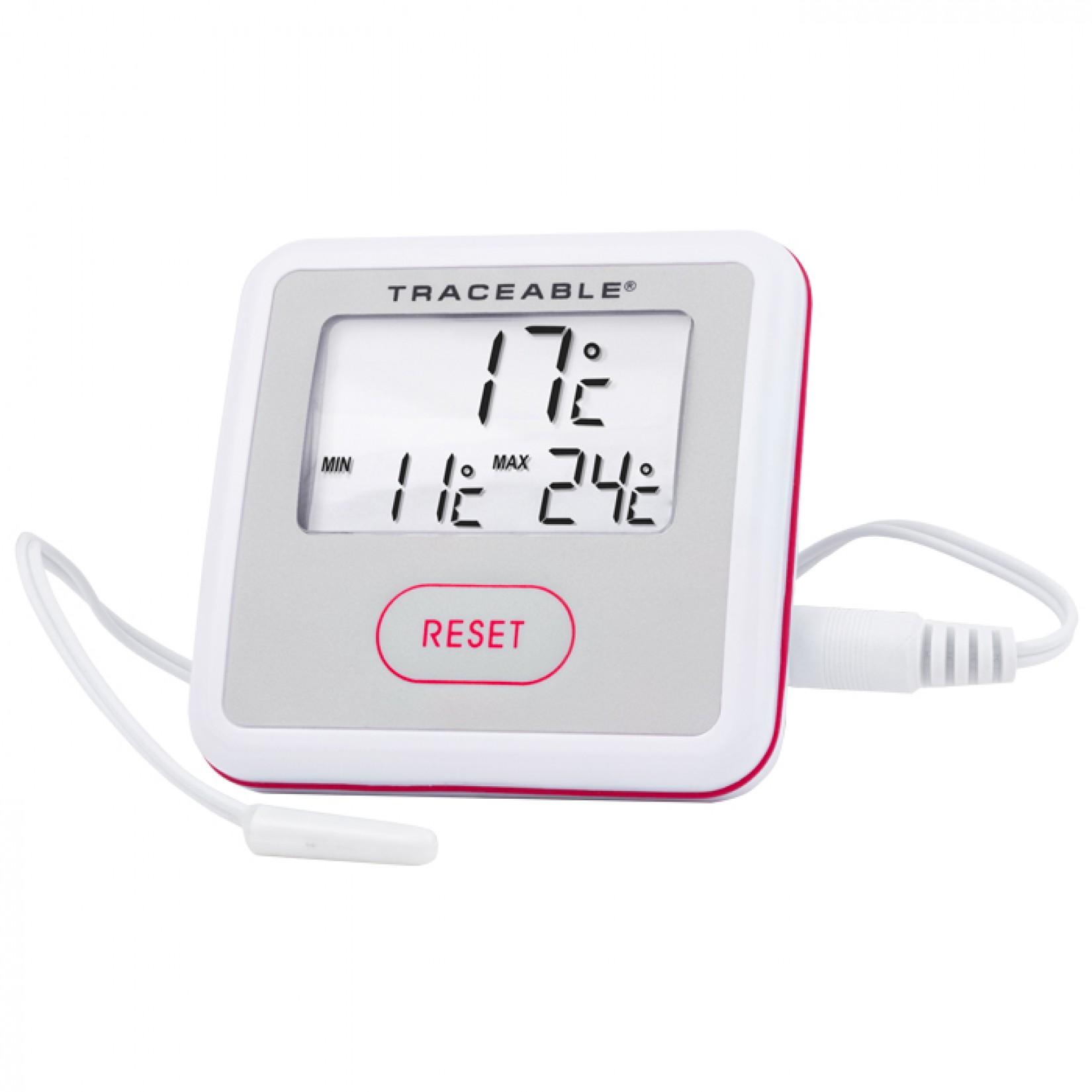 Termómetro para refrigerador Certificado