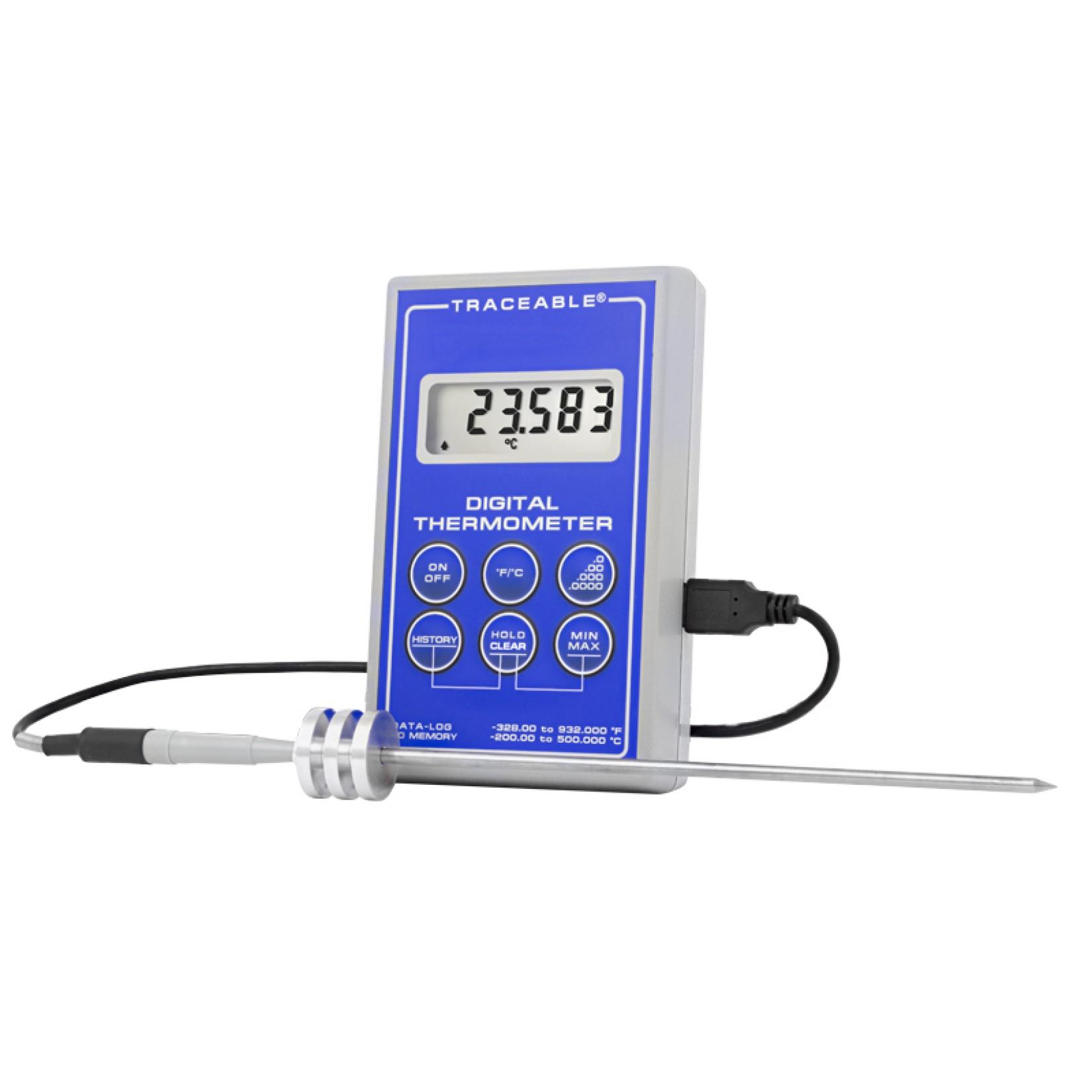 Termómetro digital ultra-preciso Platinum